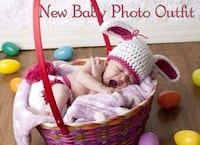 New Baby Photo Knitted Outfit in plastic Modesto