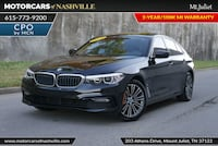 BMW 5 Series 2018 Mount Juliet, 37122