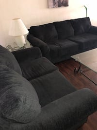 Gray couch for sale  Saint Petersburg, 33707