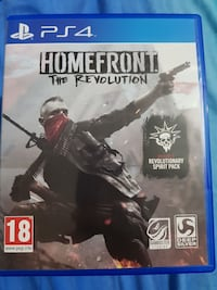 Caso di gioco per PS4 Homefront The Revolution 6800 km