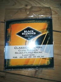 Black diamond sett gitarstrenger Asker, 1388