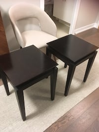 2 Side Tables Toronto, M8X