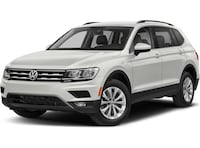 2019 Volkswagen Tiguan Trendline 4MOTION Scarborough