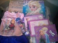Disney Frozen Elsa and Anna print textile Tucson, 85716