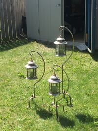 Sets of 3 Candles lights for garden Calgary, T3J 3Z1