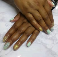 Gel manicure District Heights, 20747