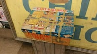 1964 KENNERS EASY BAKE OVEN with original box and  Orange, 92866