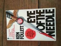 Eye Of The Needle par Ken Follett livre Clinchamps-sur-Orne, 14320