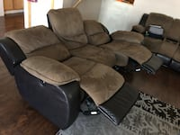 Electrical couch 3 seat, 2 incline Long Beach, 90805
