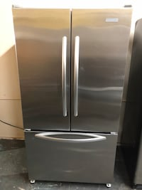 Stainless steel french door refrigerator Los Angeles, 90007