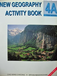 New Geography Book 4A  13089 km