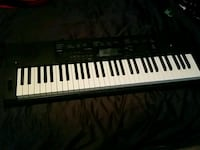 black and white electronic keyboard Milton, L9T 3B8