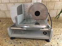 Electric food slicer Aurora