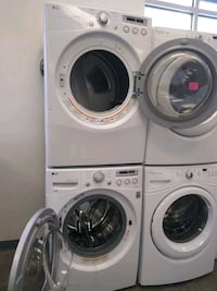 LG front load washer and Electric dryer excellent condition  Bowie, 20715