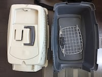 Small plastic cat or dog crate $15 M5V 2L9