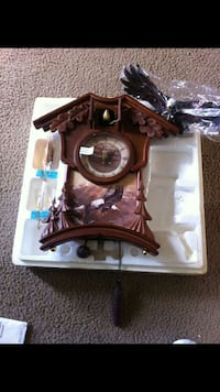 Authentic Eagle CooCoo Clock Winnipeg, R2P 0A3