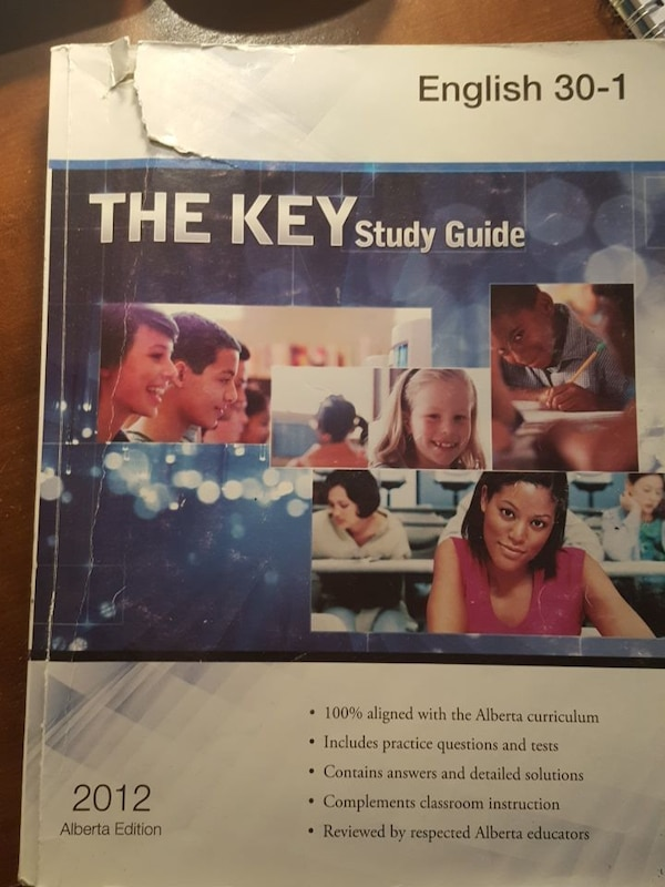 the Key study guide book