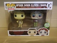 Stranger things 2pack: Upside down Eleven and Barb Phoenix, 85029