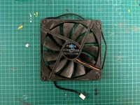 Fractal Design 140mm silent series R2 cooling fan New Westminster, V3M 1J9