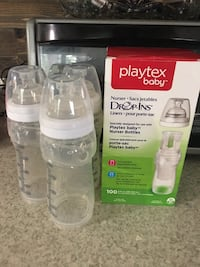 Baby bottles and liners  Langley, V2Z 2B8