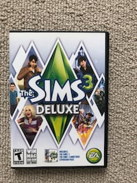 The Sims 3 Deluxe for PC/Mac Burnaby, V5H