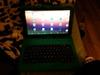 Ematic 10.1 inch tablet with detacheable keyboard Olive Branch, 38654