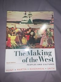 The making of the west college text book