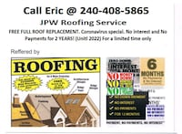 Roof repair Hyattsville