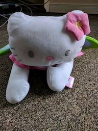 white and pink My Little Pony plush toy Saint Catharines