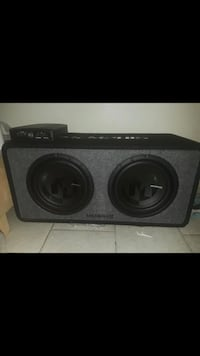 12 inch subs Spring, 77373