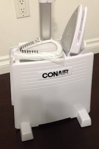 Steam iron used only once, excellent condition  Toronto, M1B 6G5
