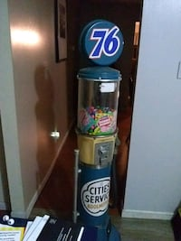 Gumball machine purchase gumballsfrom sams club  Cincinnati, 45215