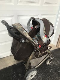 Graco Snug Ride 30 travel system