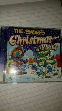 The smurfs Christmas party cd Oslo kommune, 0986