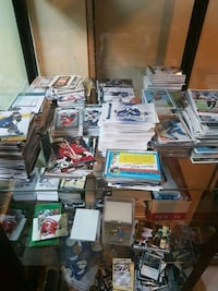 Thousands of hockey cards and some baseball Winnipeg, R3A
