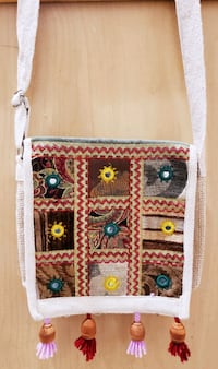 Indian-Designed Handmade Purse Leesburg, 20176