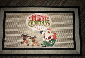 Afrocentric Holiday Door Mats
