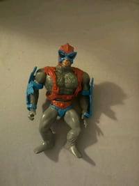 Stratos action figure from 1987