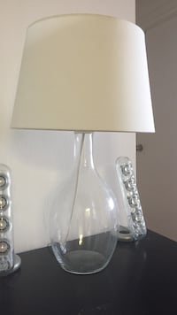 Modern lamp - great condition! Jersey City, 07310