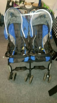 Double jogging stroller  Waldorf