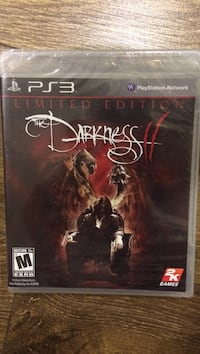 Darkness 2 game ps3 Vaughan, L4J