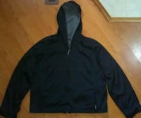 MUDD reversible fleece hoodie jacket coat size XL Dedham, 02026