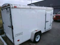 Trailer with everything inside. Casper, 82609