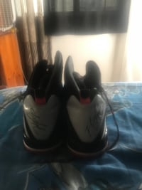 pair of black-and-white Nike sneakers Palmdale, 93550