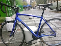 blue and black road bike Washington, 20036