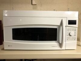 GE Profile 1.7 Cu. Ft. Capacity Over-the-Range Microwave Oven