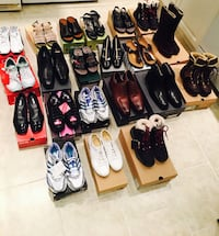 Assorted Brand Name Shoe Sale | All $45 each! Richmond Hill, L4B 3R7