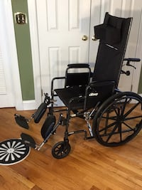 Drive medical silver sport wheelchair/with accessories ! Fairfield, 06824