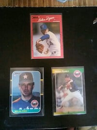 Nolan Ryan baseball cards