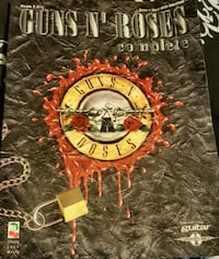Guns and Roses Complete songbook Volume 2 Coquitlam, V3J 3Y3